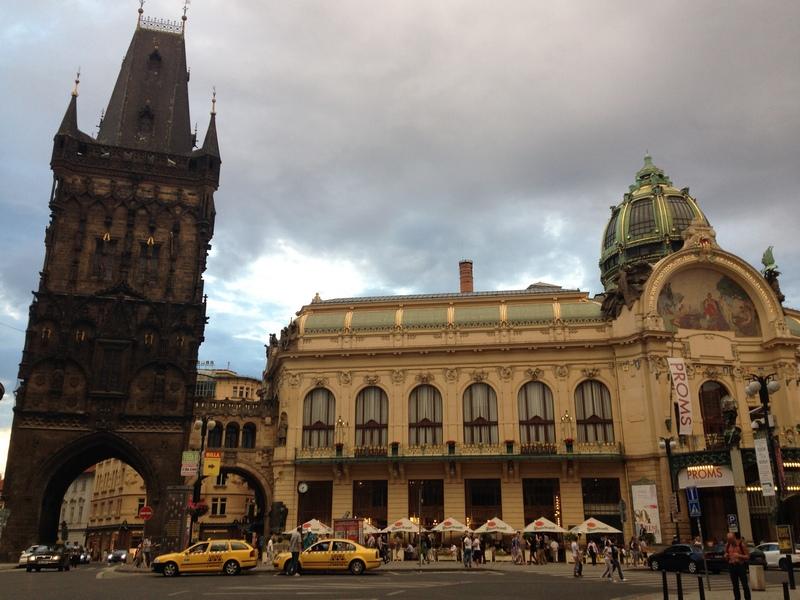 Prag-Opera