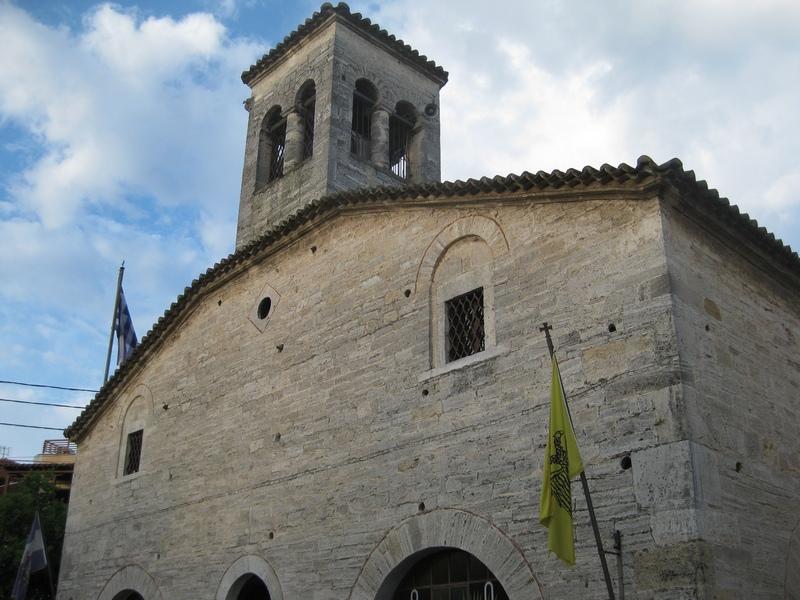 Halkidiki-Afitos-Kilise
