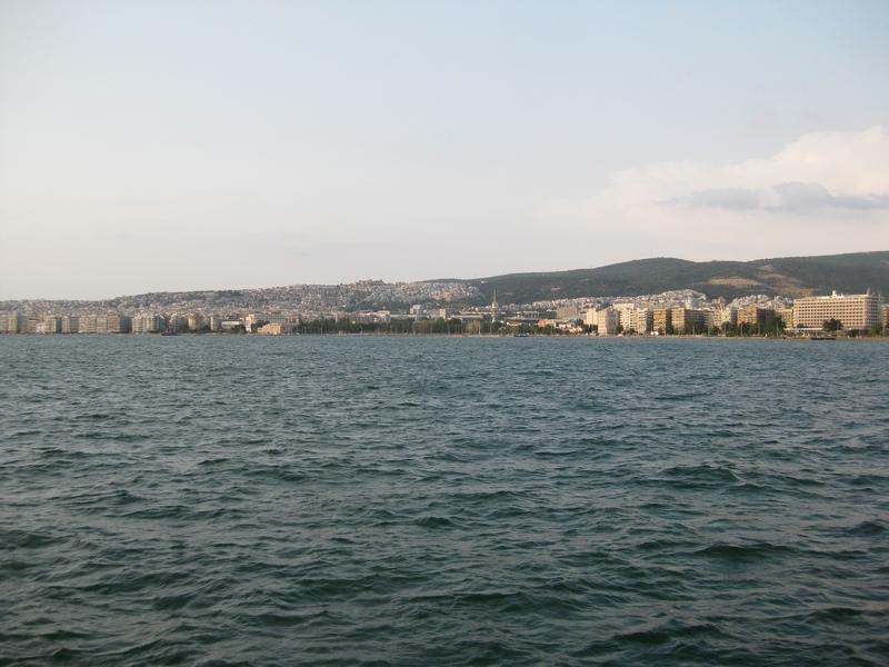 Selanik-Denizden