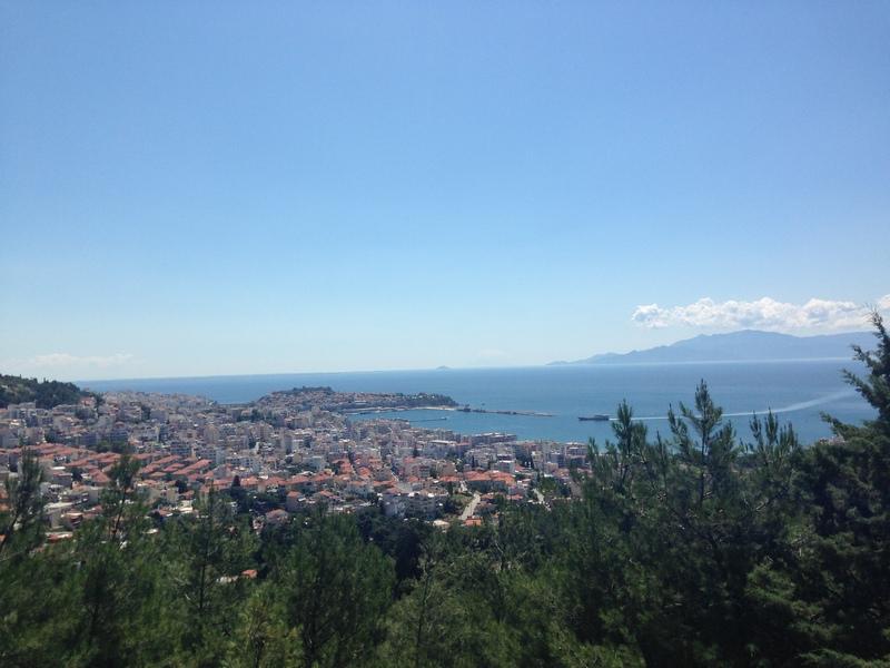 Selanik-Kavala
