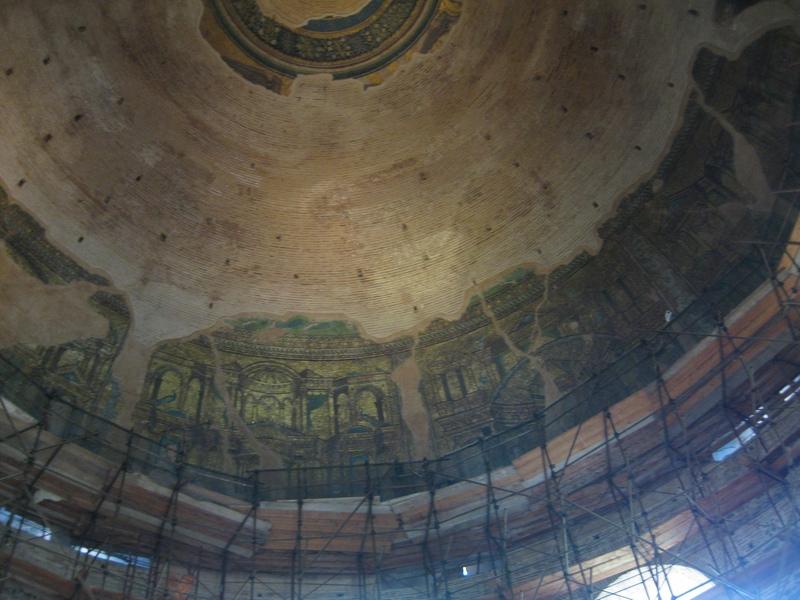 Selanik-Rotunda-Tavan