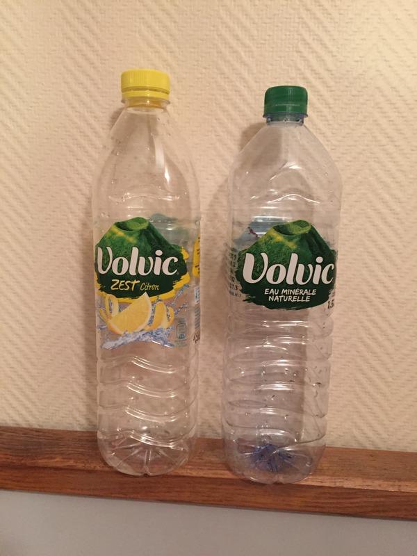 Paris-Volvic-Bize uygun su markasi