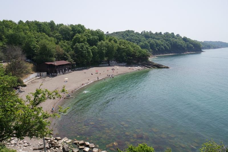 Akçakoca Ceneviz Kalesi Plaj