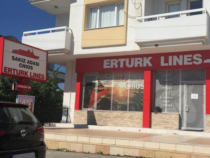 Çeşme Ertürk Lines