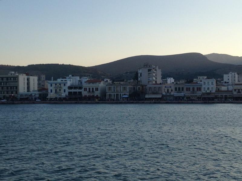 Sakiz Limanı