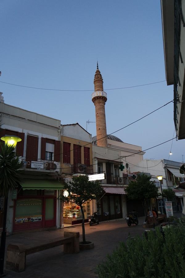 Sakız mecidiye cami