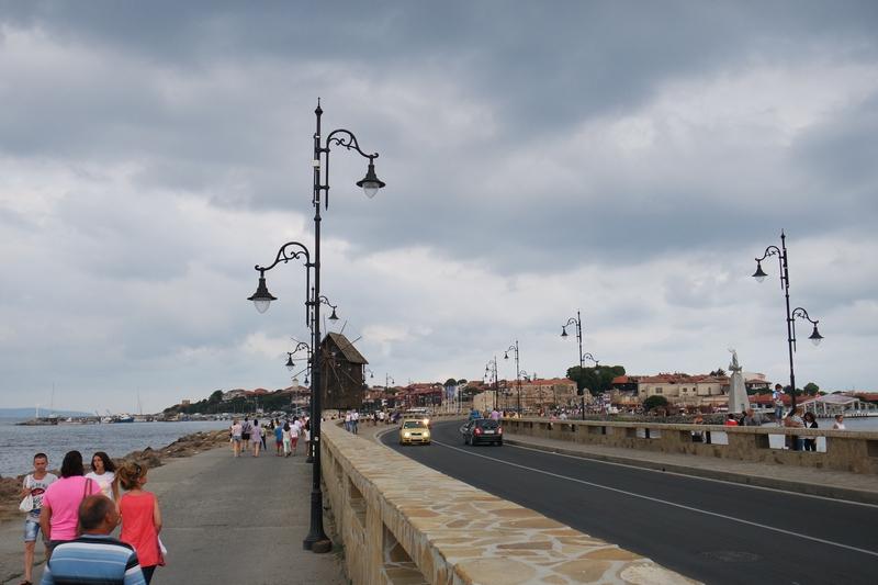 Nessebar köprü