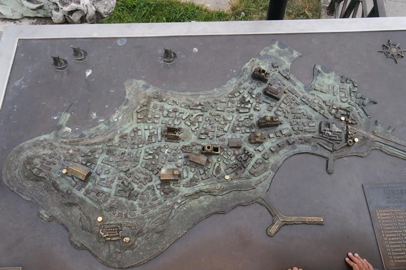 Nessebar Ada Planı
