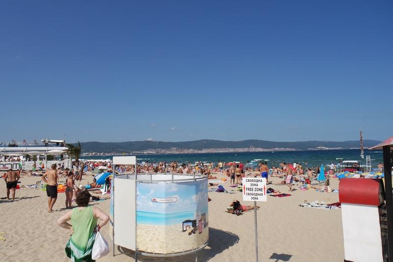 Sunny beach nessebar