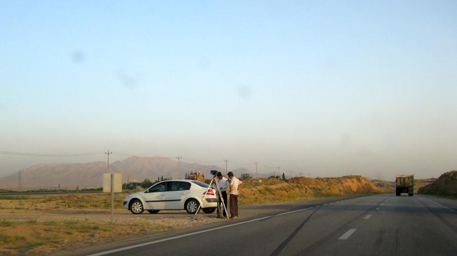 İran'da radar