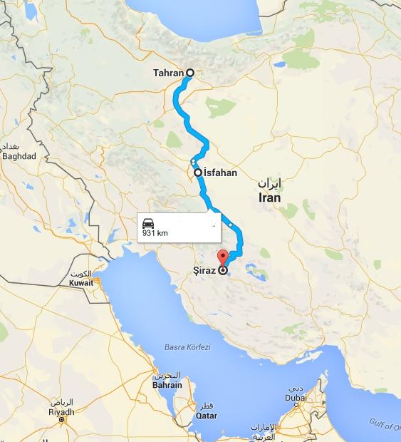 Iran-Rota