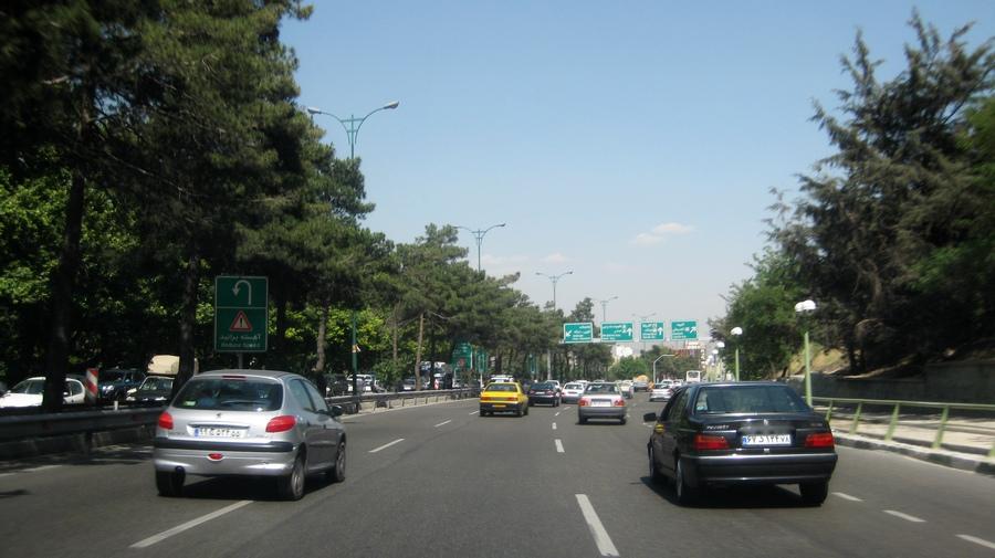 Tahran'ın E-5'i