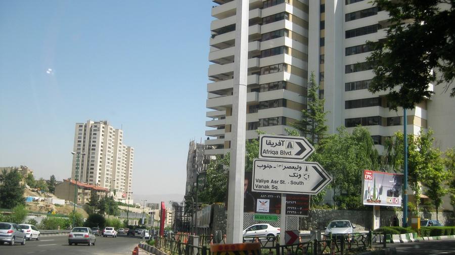 Tahran-Cadde3