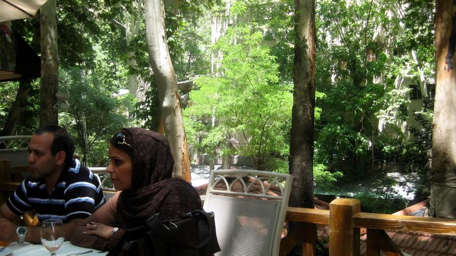 İran'da tipik kadın giyimi