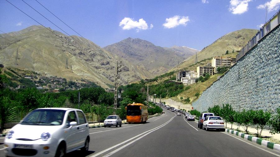 Tahran-Evin-Yolu