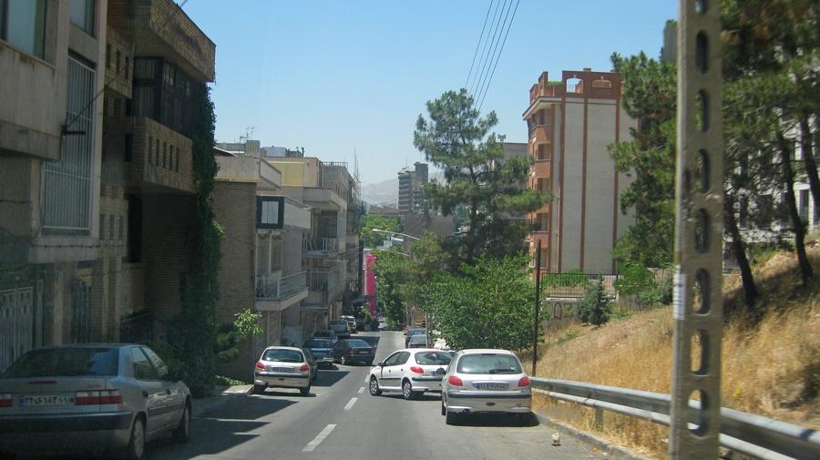 Tahran-Sokak