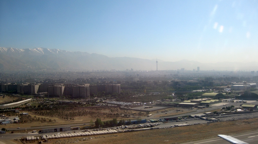 Tahran-Ucaktan