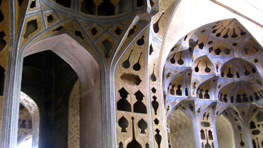 Ali Kapı Sarayı Tavanı
