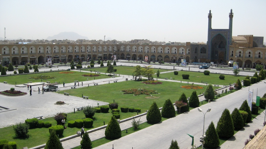 İsfahan Nakş-ı Cihan Meydanı