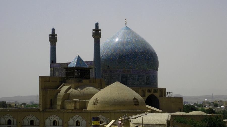 İsfahan Şah Cami