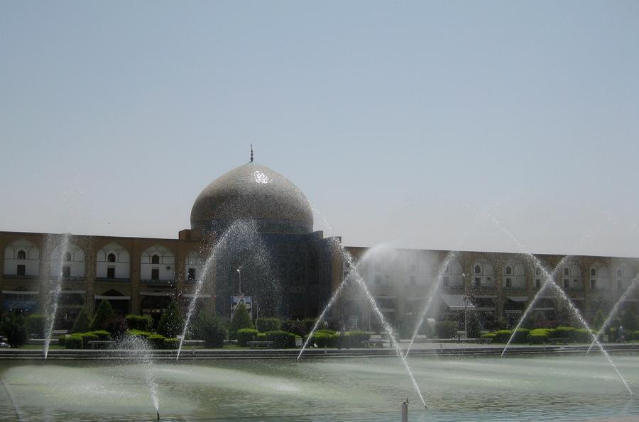 İsfahan Şeyh Lütfullah Cami
