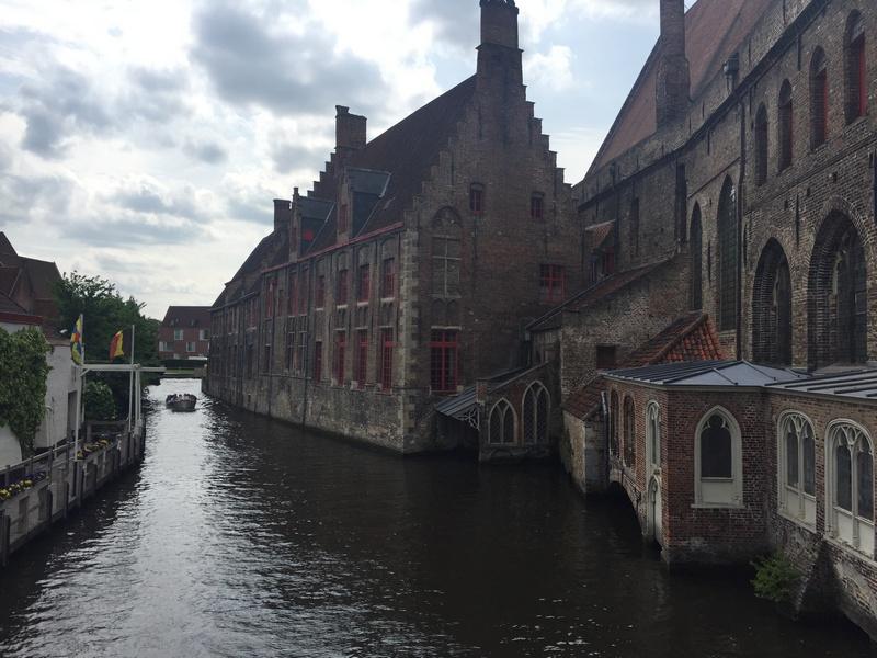 Brugge-Kanal