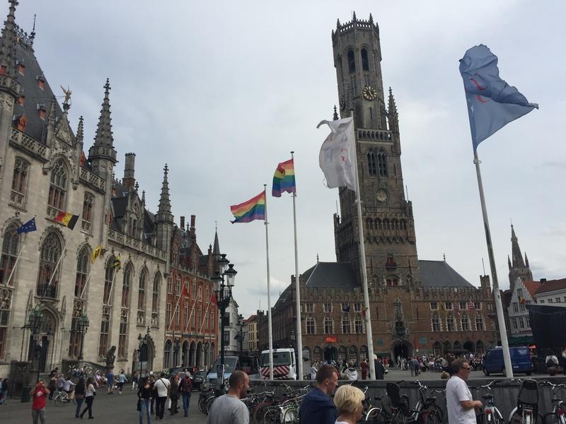 Brugge-Markt Belfry