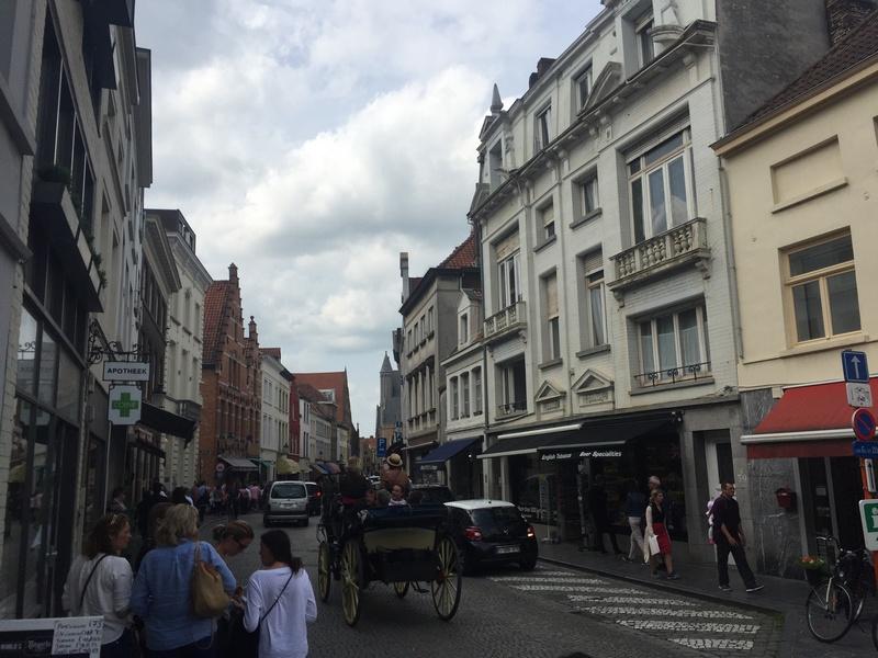 Brugge-Sokak