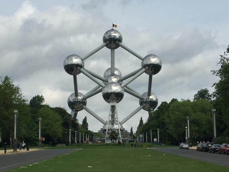 Bruksel Atomium