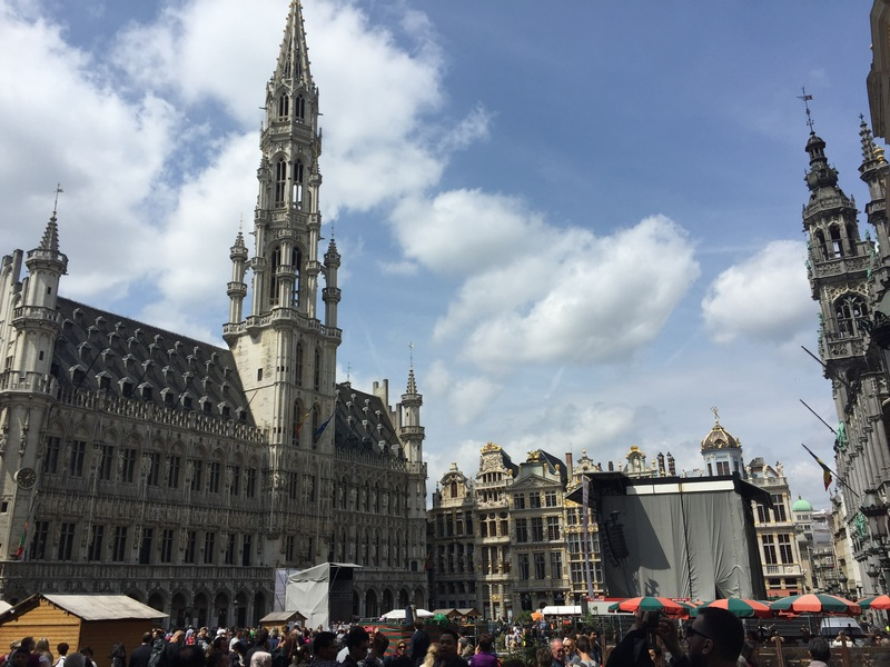 Bruksel-Grote Markt