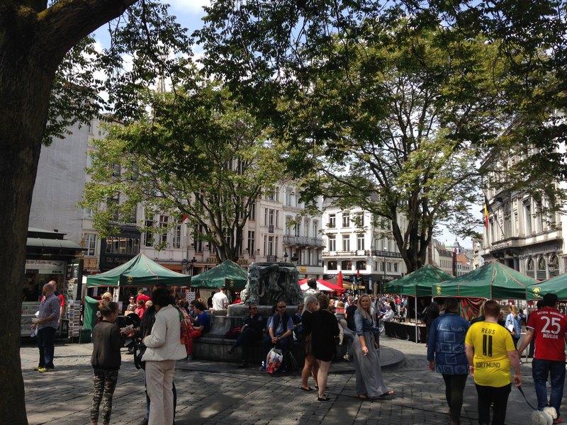 Bruksel-Ustmeydan