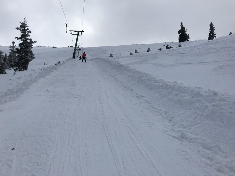 Kartalkaya Kayak Merkezi Ne Gordum